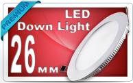 Потолочные светодиодные светильники Fusion