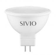 Фото SIV-GU5.3-MR16-..W-..00K Лампочки MR16 с цоколем Gu5.3, 220В SIVIO