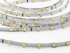 Фото AVT-600NW3528-12 5mm - LED лента SMD3528, 120 д/м, 9.6W, белый нейтральный 4000-4500К