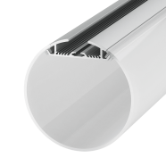 Фото LT60 - LED профиль круглый, подвесной, комплект