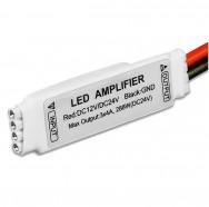 Фото RGB усилитель MINI (12-24VDC, 3x4A)