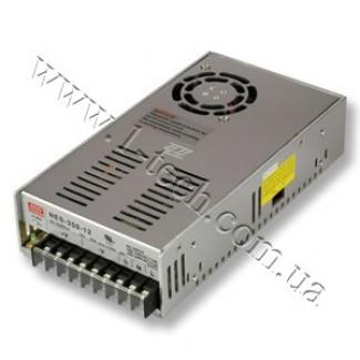 Фото1 NES-350-12 - Блок питания 12 Вольт, 350W, 29 A