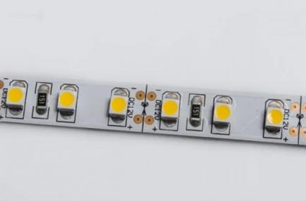Фото3 AVT-600СW3528-12 - Светодиодная лента SMD 3528, 120 светодиодов, 12 В, холодный белый
