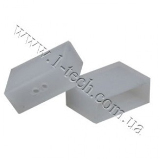 Фото2 Заглушка для LED ленты в силиконе TWF3 (12 мм)
