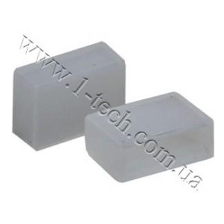 Фото1 Заглушка для LED ленты в силиконе TWF3 (12 мм)