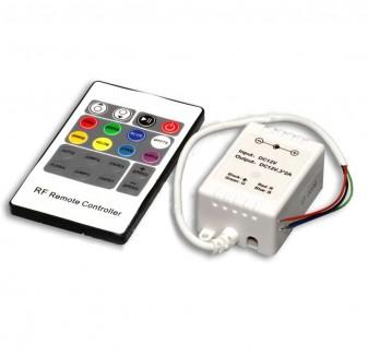 Фото1 RGB контроллер ИК20 ДУ 12В, 2А