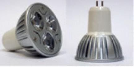 Фото2 LED лампа с цоколем MR16 (G5.3), 220В