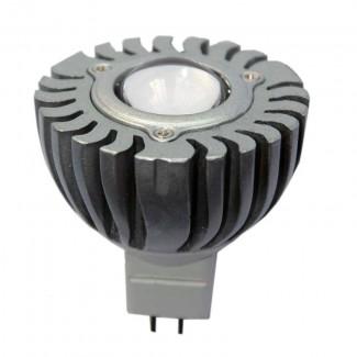 Фото1 LED лампа MR16-1W-Lens