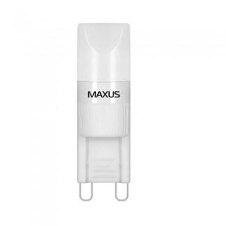 Фото1 LED лампа 1-LED-337-T G9-1.7W (warm white) Maxus
