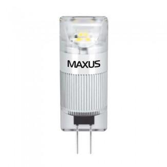 Фото1 LED лампа 1-LED-3..-T G4-1W Maxus