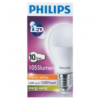 Фото1 PHILIPS E27-10.5W (warm white)