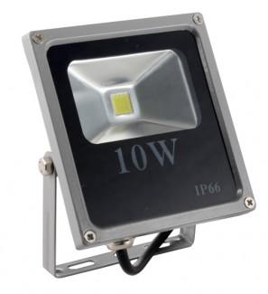 Фото1 SLIM.1/. Плоский светодиодный матричный прожектор, 10W, 85-265 В