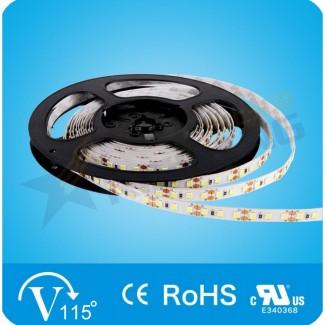 Фото1 RD08C0TC-B-CW - LED лента, 120х SMD 2835, 24VDC, 8.6 Вт/м, белый-холодный (6500К), IP20