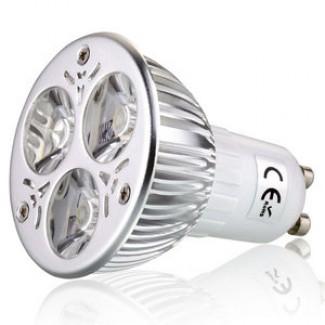 Фото2 LED лампа с цоколем GU10, 220В