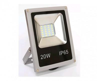 Фото2 SLIM../. Плоский матричный LED прожектор, SLIM SMD 5730