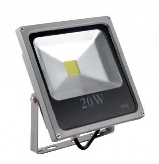 Фото1 SLIM.2/. Плоский светодиодный матричный прожектор, 20W, 85-265 В