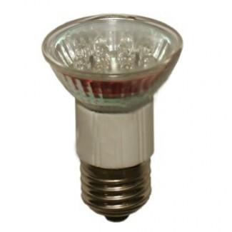 Фото1 Лампа светодиодная E27-12 (white) 220AC