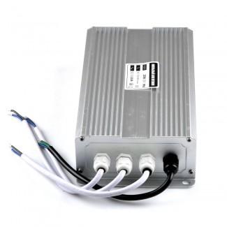 Фото2 PSR12VDC-25A-300W - Импульсный блок питания, в металлическом корпусе, 12V, 25A, 300W, IP67
