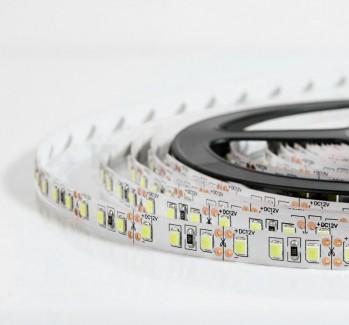Фото1 AVT-Prof-600WW3528-12 - LED лента SMD 3528, 120 д/м, 12V, 3000-3500К, IP20