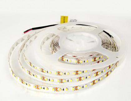 Фото1 R60C0TA-C-WW - LED лента SMD 2835, 120 д/м, 12VDC, 12 Вт/м, белый теплый 3000К, IP65