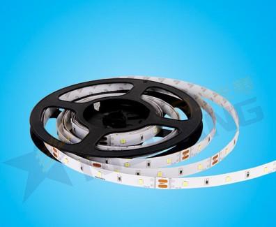 Фото1 RN0860TA-B-WW - LED лента SMD 2835, 60 д/м, 12VDC, 5.5 Вт/м, белый теплый 3000К, IP33