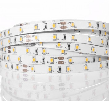 Фото1 AVT-600NW2835-24V - LED лента SMD 2835, 120 д/м, 24V, 4000-5000К, IP20