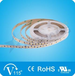 Фото1 LED лента SMD 2835, 64 д/м, 24VDC, 6 Вт/м, белый нейтральный 4000К, IP20