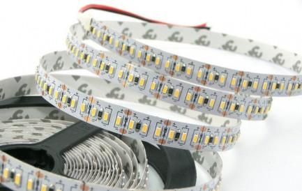 Фото1 MTK-3014W-12 - Светодиодная лента SMD3014, 204 д/м, 12В, 18 Вт/м, белый-холодный (6000-6500К)
