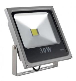 Фото1 SLIM.3/. Плоский светодиодный матричный прожектор, 30W, 85-265 В