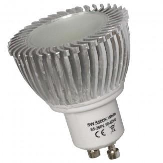 Фото1 LED лампа GU10-5W-120 BGX