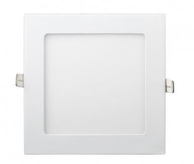 Фото2 433/. Светильник светодиодный потолочный, квадрат врезной, Down Light, 9W, 145 мм