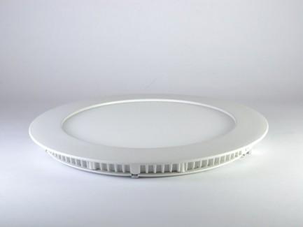 Фото2 538/. Светильник светодиодный потолочный, круглый врезной, Down Light Plastic, 220В, 12 Вт, ф169