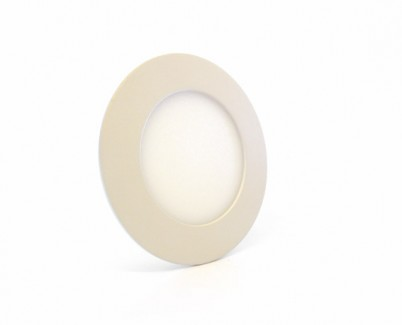 Фото1 443/. Светильник светодиодный потолочный, круглый врезной, Down Light, 220В, 6 Вт, ф120