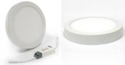 Фото1 467/. Светильник светодиодный потолочный, квадратный накладной, Wall Light, 220В, 24 Вт, 280мм