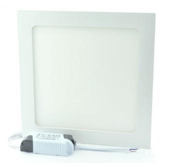 Фото1 482/. Светильник светодиодный потолочный, квадратный врезной, Down Light, 24 Вт, 297мм