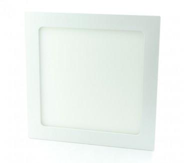 Фото2 482/. Светильник светодиодный потолочный, квадратный врезной, Down Light, 24 Вт, 297мм