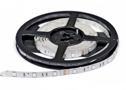 Фото1 RD0030AQ - RGB LED лента, SMD 5050, 30д/м, 12V, 6.5W, IP33