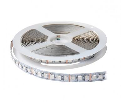 Фото1 AVT-300RGB5050-12 - LED лента SMD5050, RGB, 60 д/м, 12W