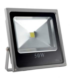 Фото1 SLIM.5/. Плоский светодиодный матричный прожектор, 50W, 85-265 В