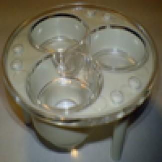 Фото1 FLS-60-3X-W - Тройная линза 60 гр. для светодиодов