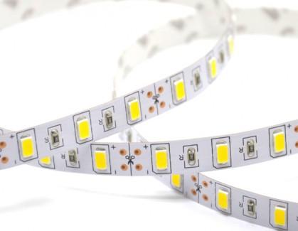 Фото1 MTK-5730WW-12-Б - LED лента SMD5730, белый теплый (2700-3500К), 60 д/м, 12В