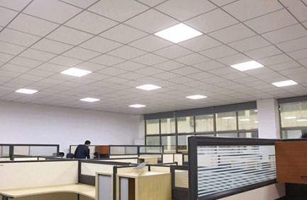 Фото3 RN-White ... LED панель-светильник 600x600 для подвесных потолков Armstrong, 40W