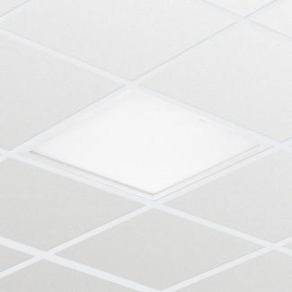 Фото2 RN-White ... LED панель-светильник 600x600 для подвесных потолков Armstrong, 40W