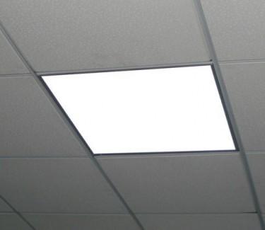 Фото4 RN-White ... LED панель-светильник 600x600 для подвесных потолков Armstrong, 40W