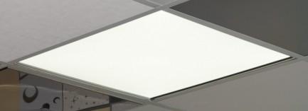 Фото4 602/. - Квадратная LED-панель Panel Light для подвесного потолка, 36W, 600*600