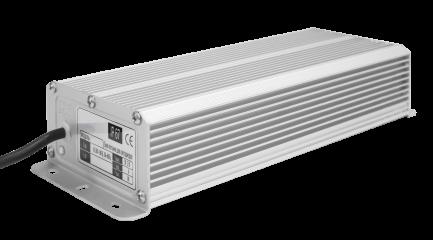 Фото1 PSR12VDC-5A-60W - Импульсный блок питания, в металлическом корпусе, 12V, 5A, 60W, IP67