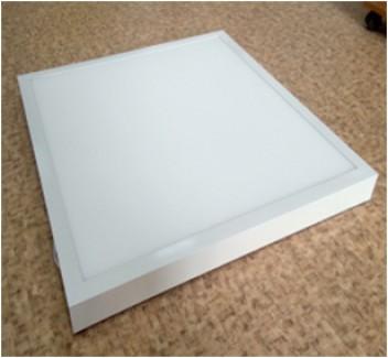 Фото1 610/1 Накладная квадратная LED-панель Panel Box, 36W, 600x600