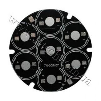 Фото1 Подложка ROUND-7 (U)  для светодиода 1-3W