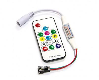 Фото1 RGB Контроллер №80 для цифровой SMART ленты, 6А