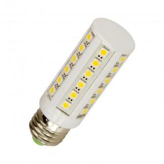 Фото1 Лампа светодиодная  LED лампа E27-36SMD-5050 6,5 Вт
